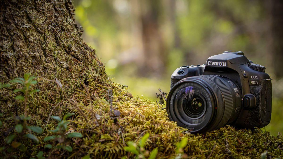 canon e90 camera